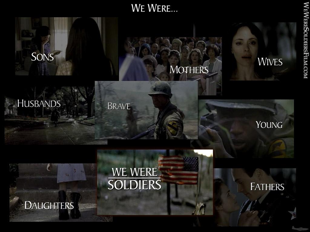 we were soldiers wallpaper - photo #24